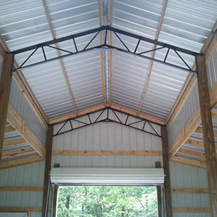 Your Custom Metal Solution For Roofing Pole Barns And